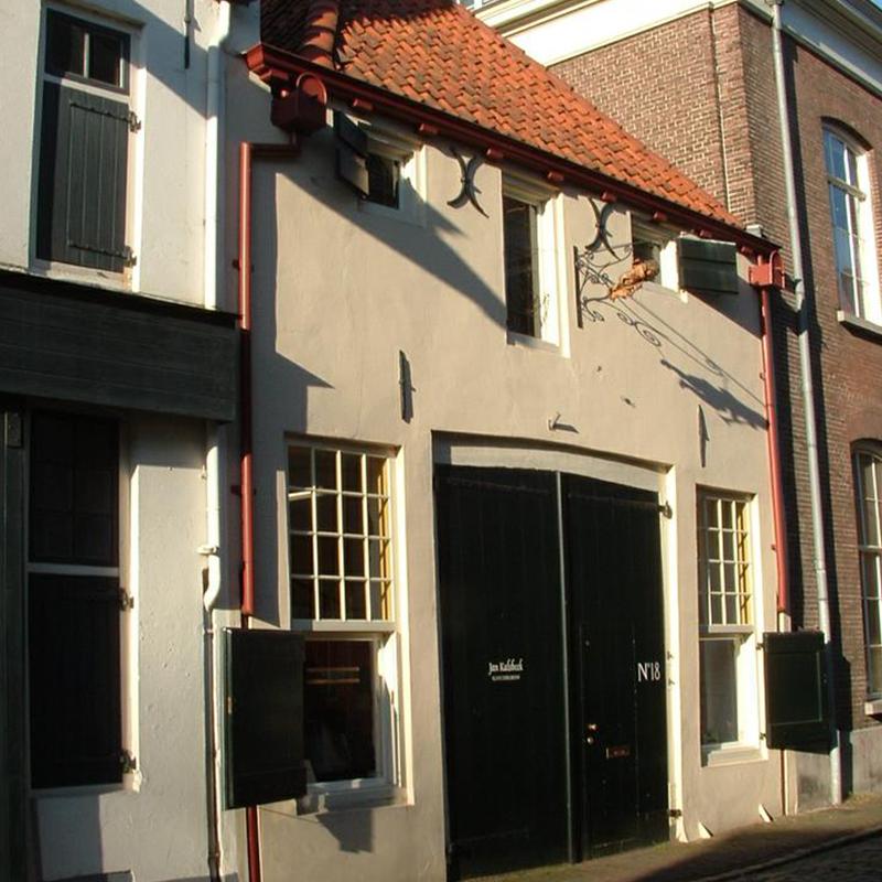 Jan Kalsbeek Workshop